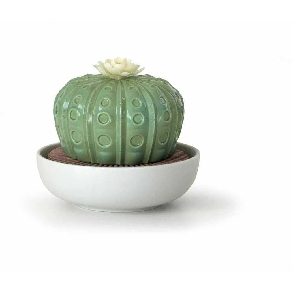 Lladro Astrophytum Cactus Night Approaches 01040191