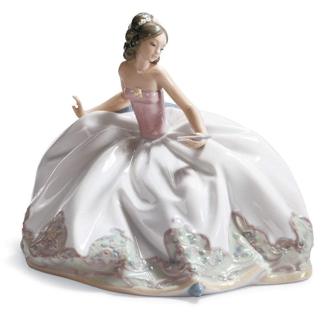 Lladro At The Ball Figurine 01005859