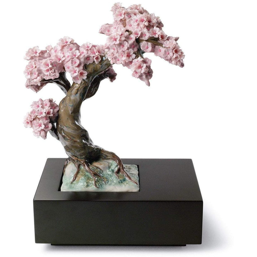 Lladro Blossoming Tree Figurine 01008361