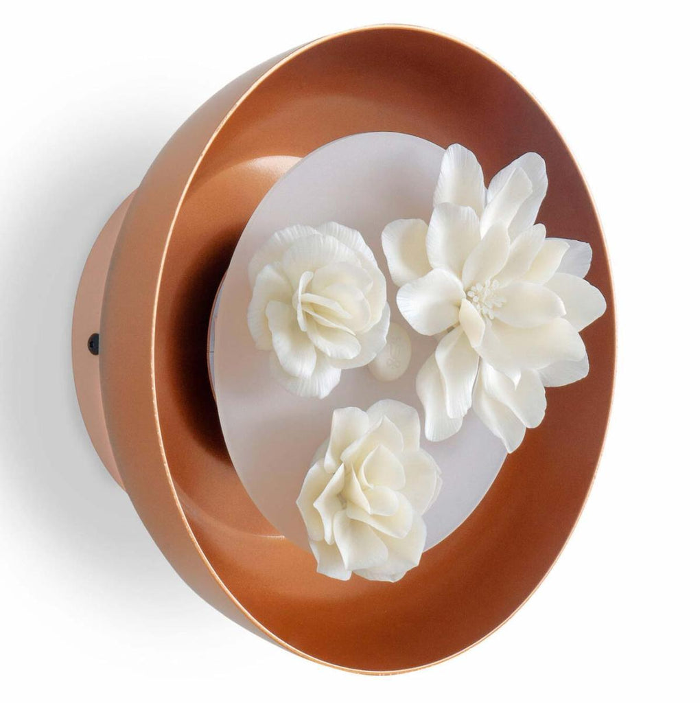Lladro Bouquet Wall Light 01024104