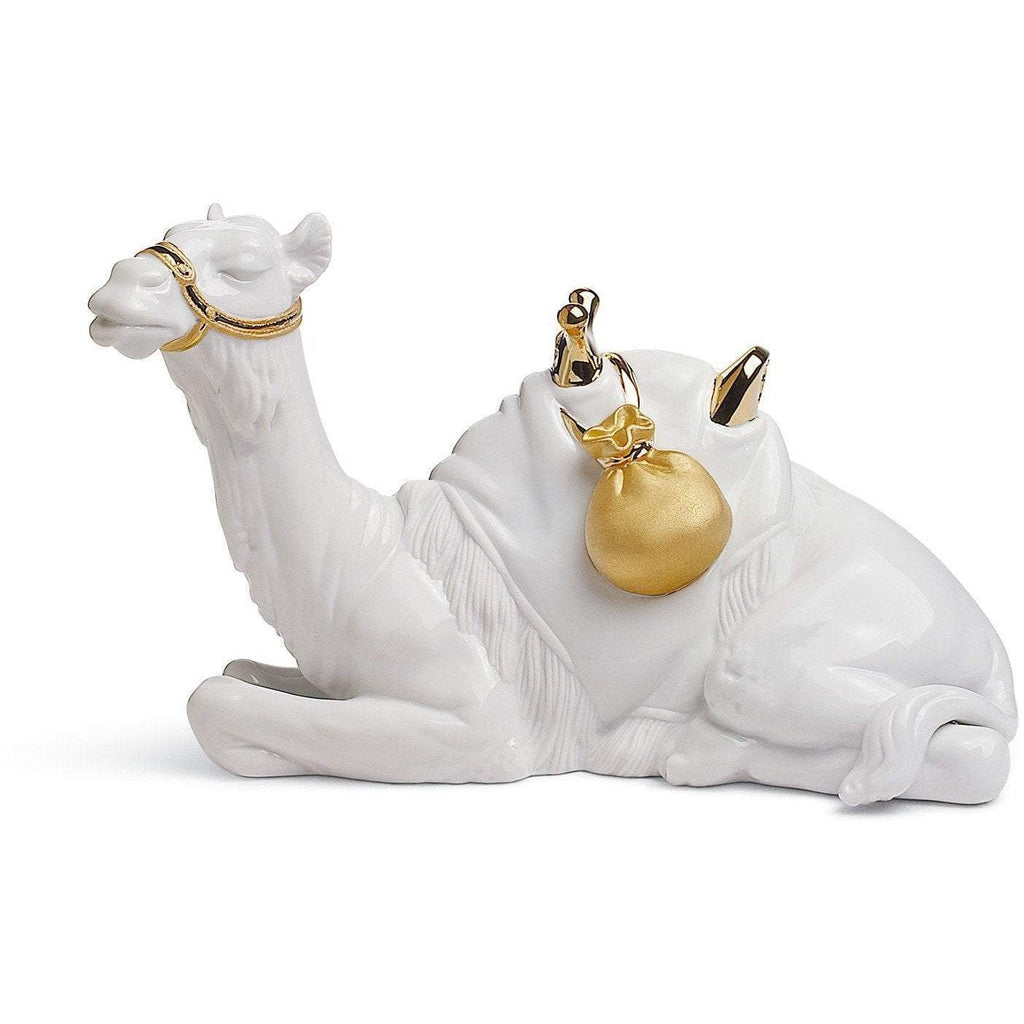 Lladro Camel Re Deco Figurine 01007148