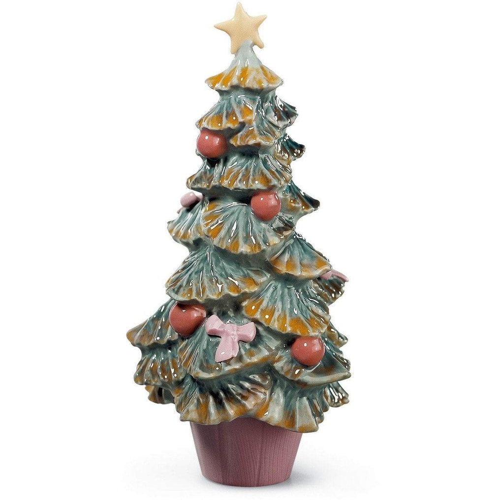 Lladro Christmas Tree Figurine 01006261