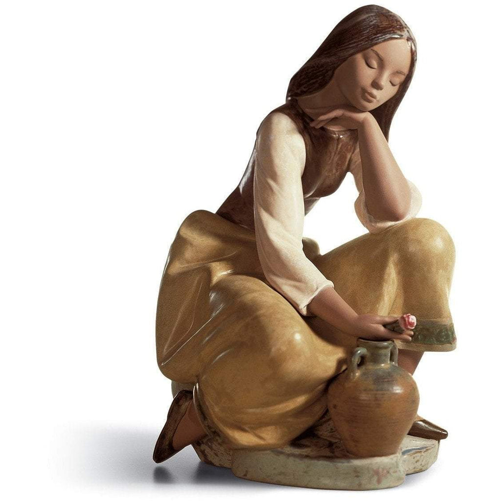 Lladro Classic Water Carrier Figurine 01013525