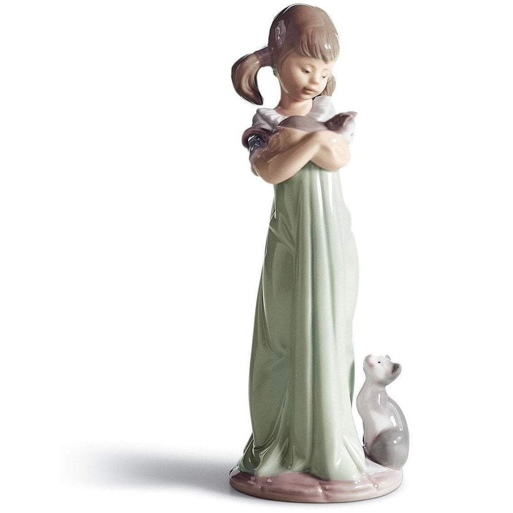 Lladro Dont Forget Me Figurine 01005743