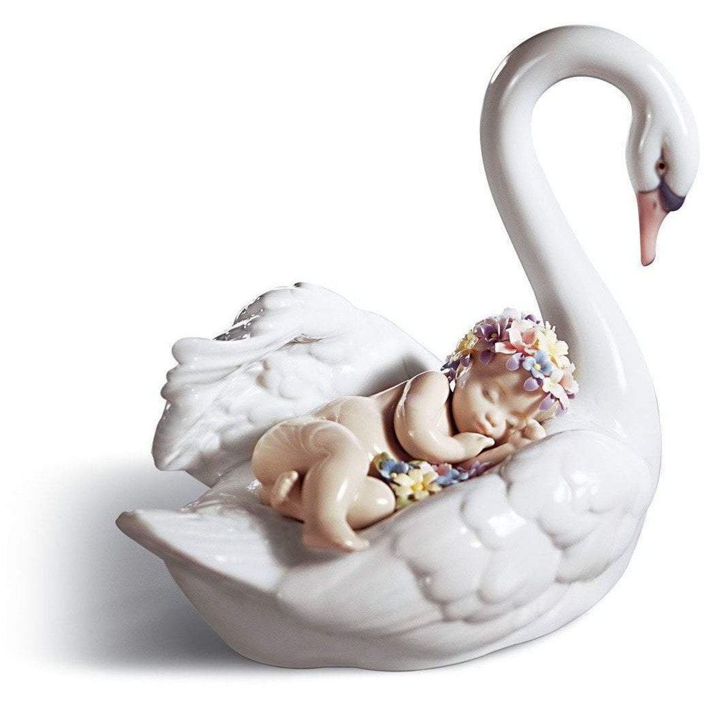 Lladro Drifting Through Dreamland Figurine 01006758