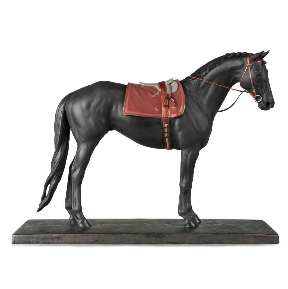 Lladro English Purebred Figurine 01009469
