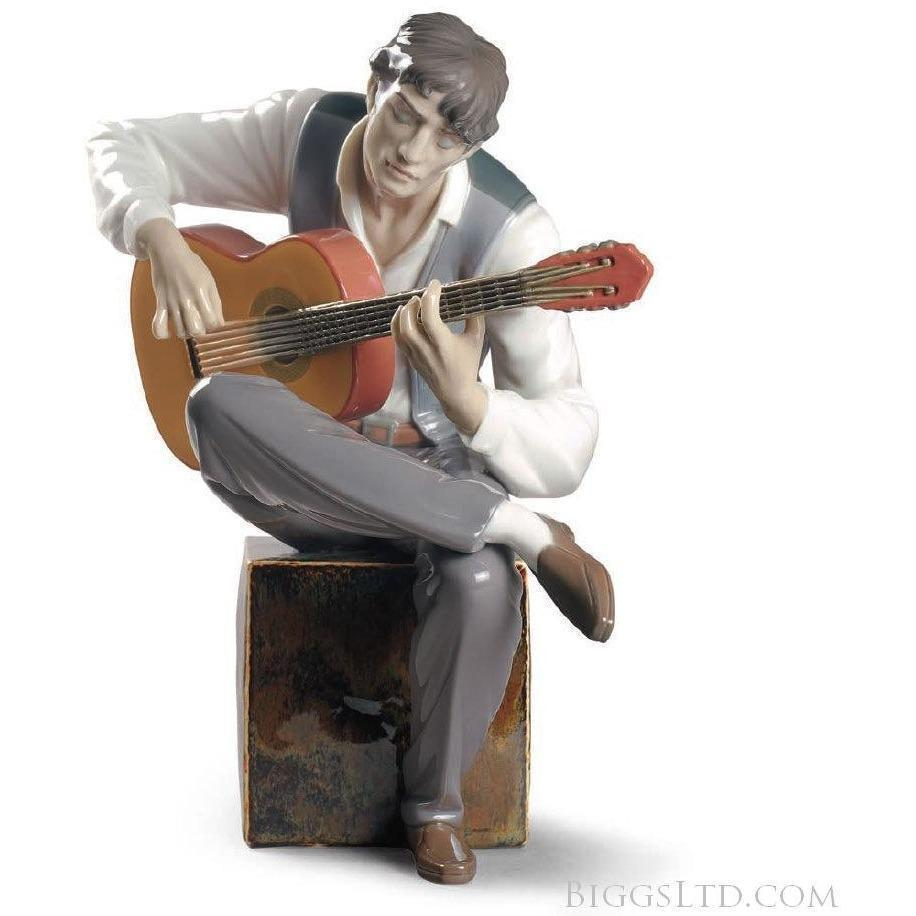 Lladro Flamenco Feeling Figurine 01009214