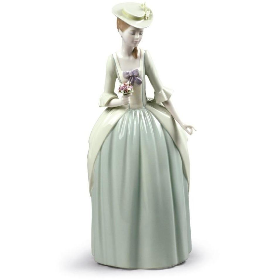Lladro Floral Scent Figurine 01009181