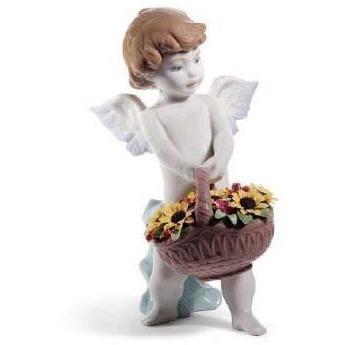 Lladro Heavens Harvest 60th Anniversary Edition 01008676