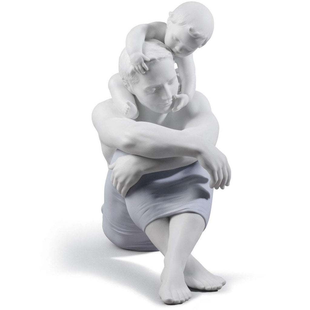 Lladro I Love You, Dad Figurine 01008783