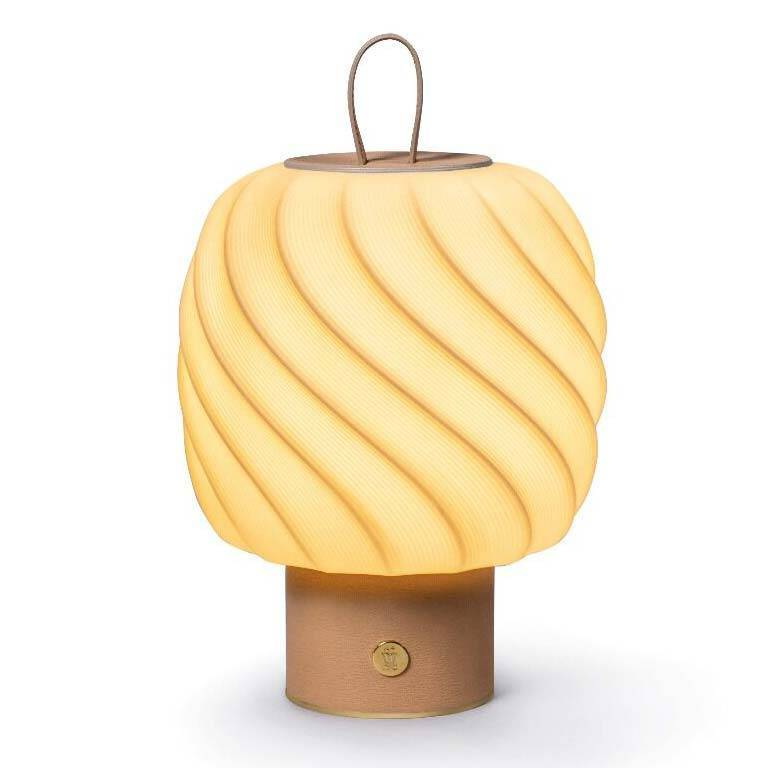 Lladro Ice Cream Table Lamp Medium Nude 001024021