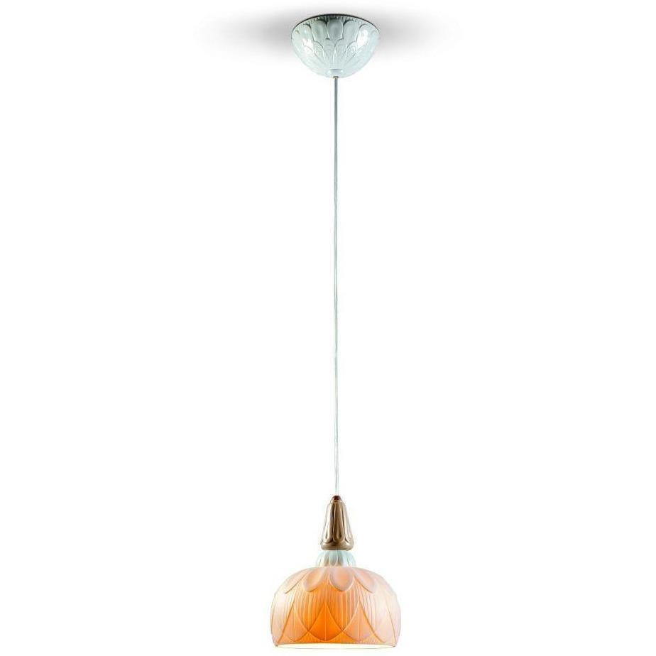 Lladro Ivy & Seed Single Hanging Lamp Spices 01023898