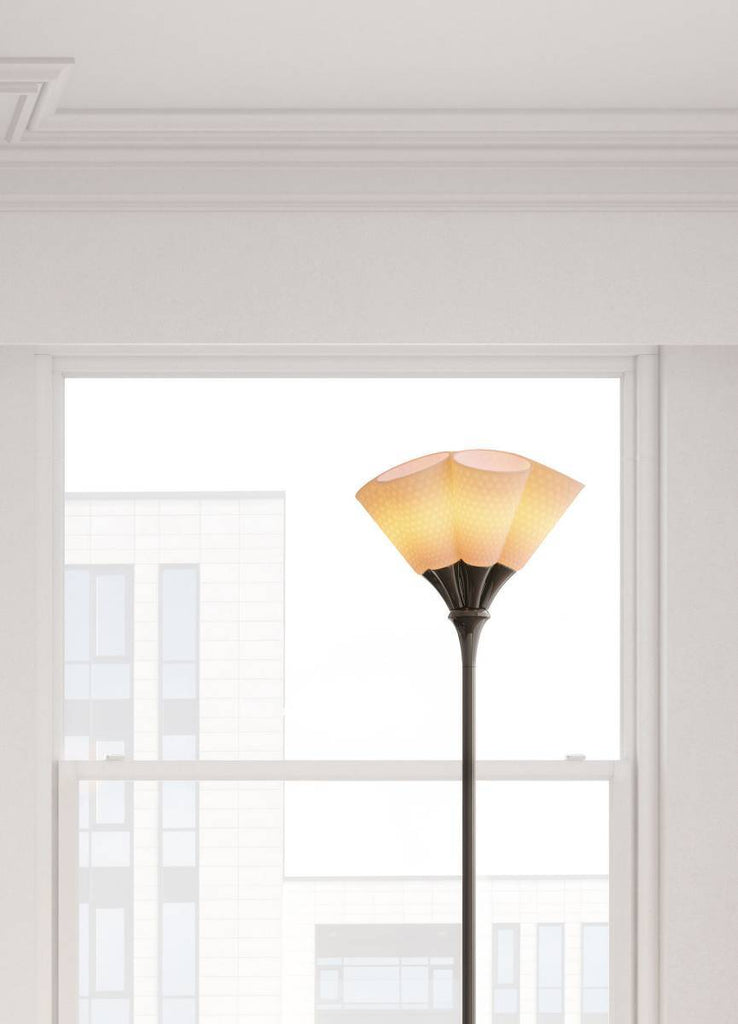 Lladro Jamz Floor Lamp Black 01023956