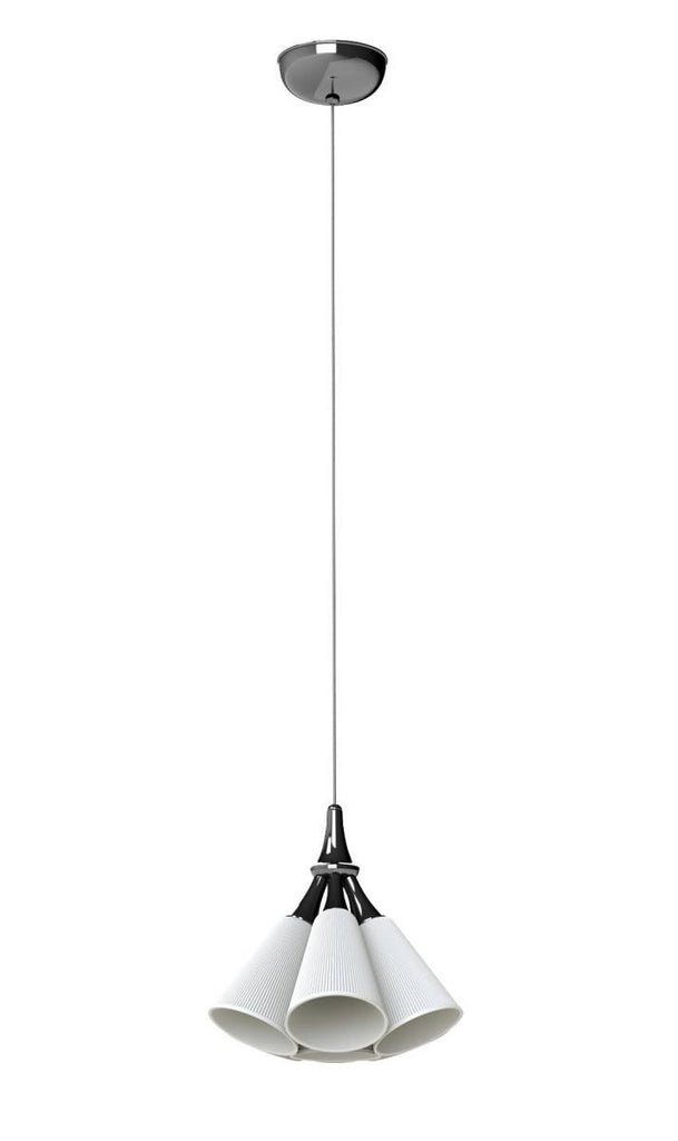Lladro Jamz Hanging Lamp Black 01023963