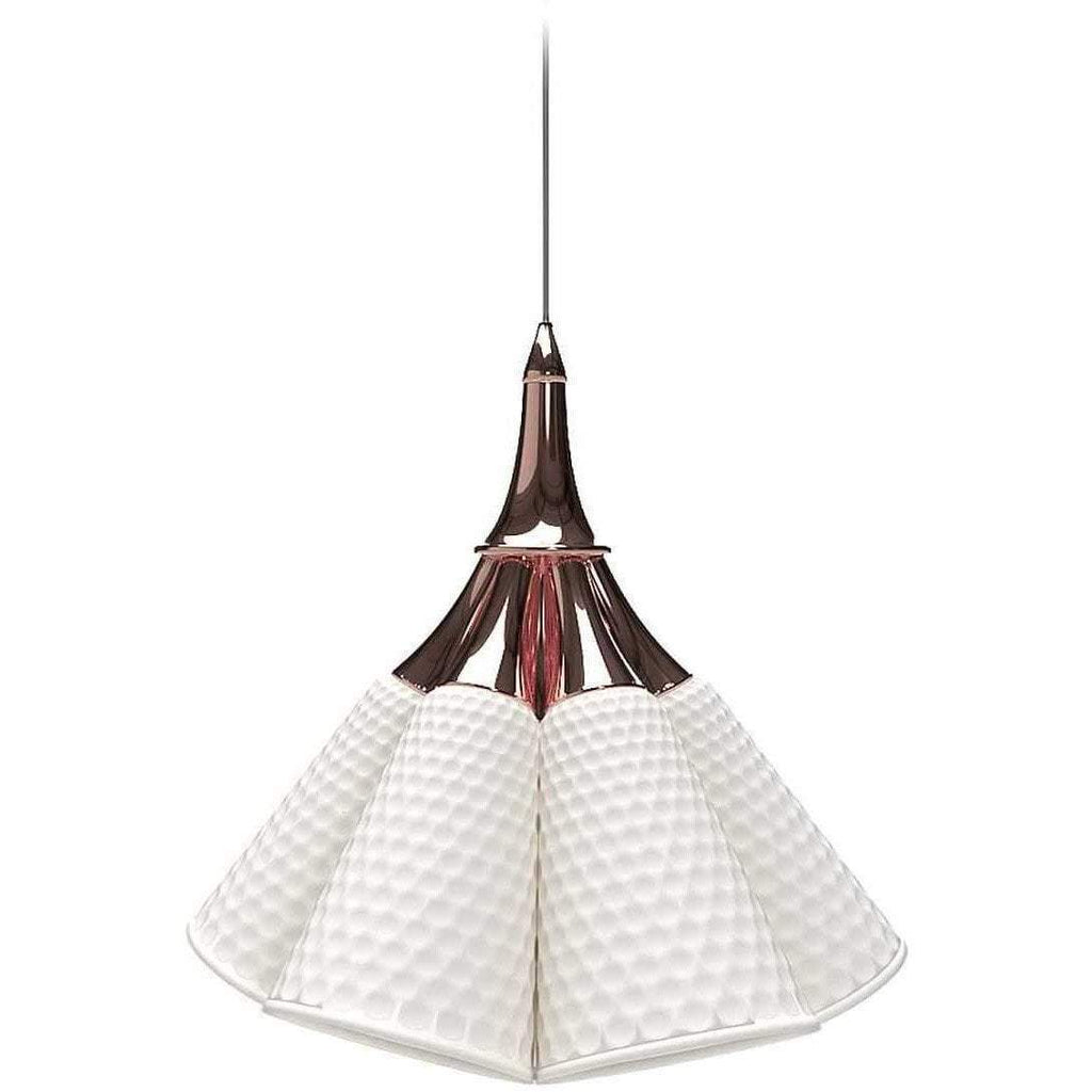 Lladro Jamz Hanging Lamp Copper 01023933