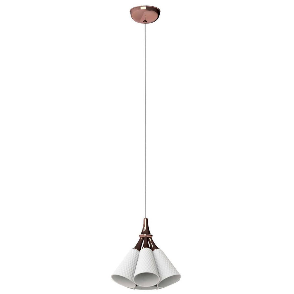 Lladro Jamz Hanging Lamp Copper 01023965
