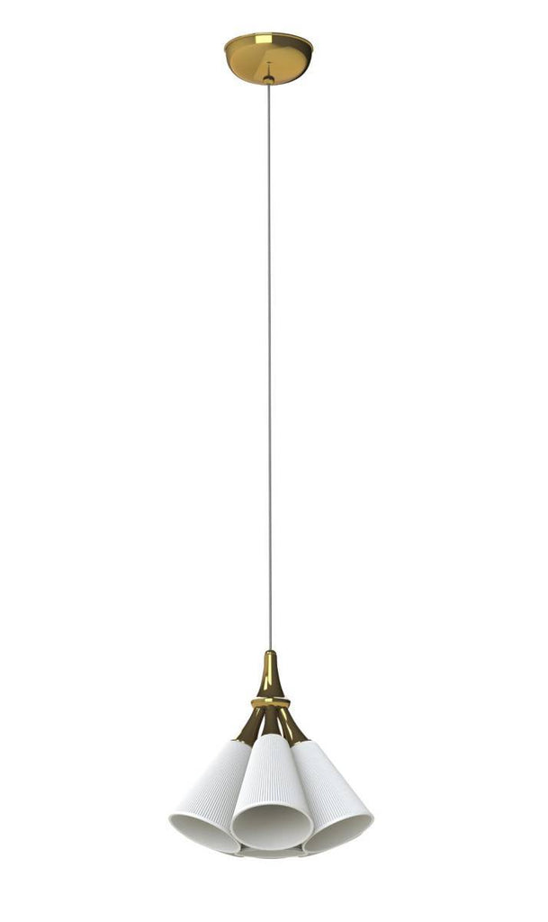 Lladro Jamz Hanging Lamp Gold 01023961
