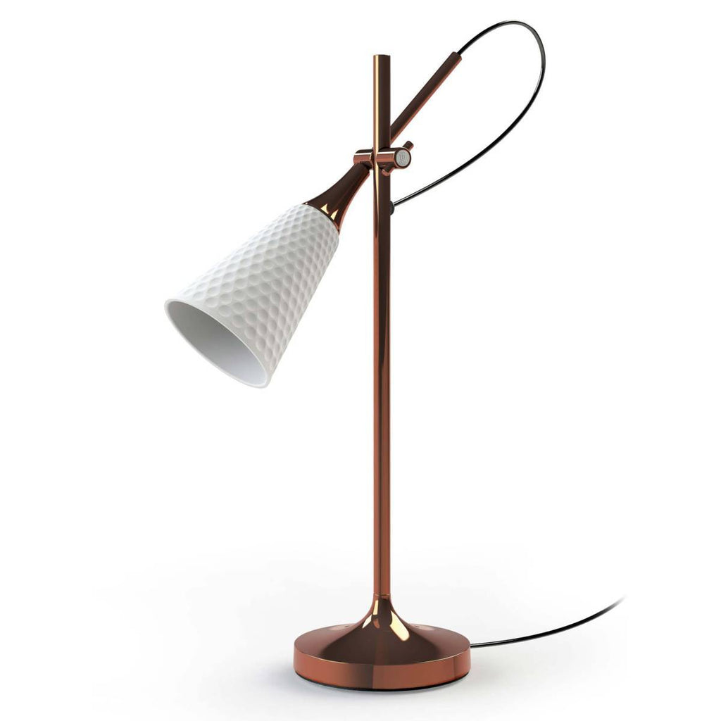 Lladro Jamz Reading Lamp Copper 01023950