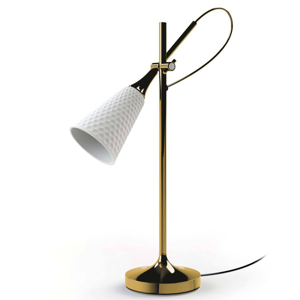 Lladro Jamz Reading Lamp Gold 01023944
