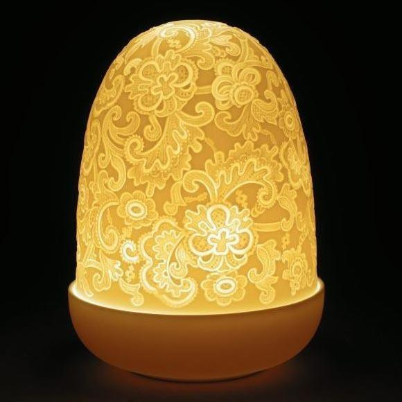 Lladro Lace Dome Lamp 01023890