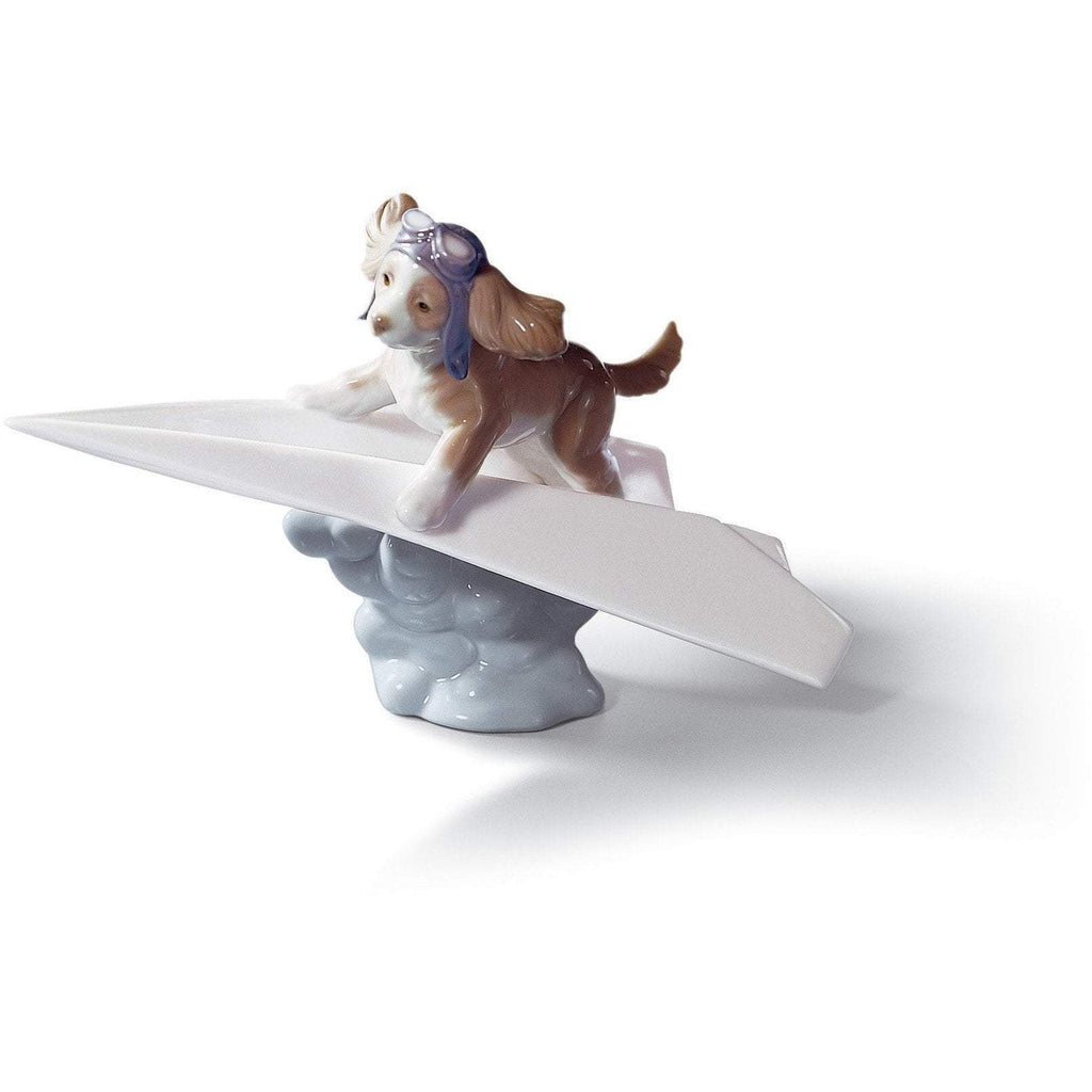 Lladro Lets Fly Away Figurine 01006665