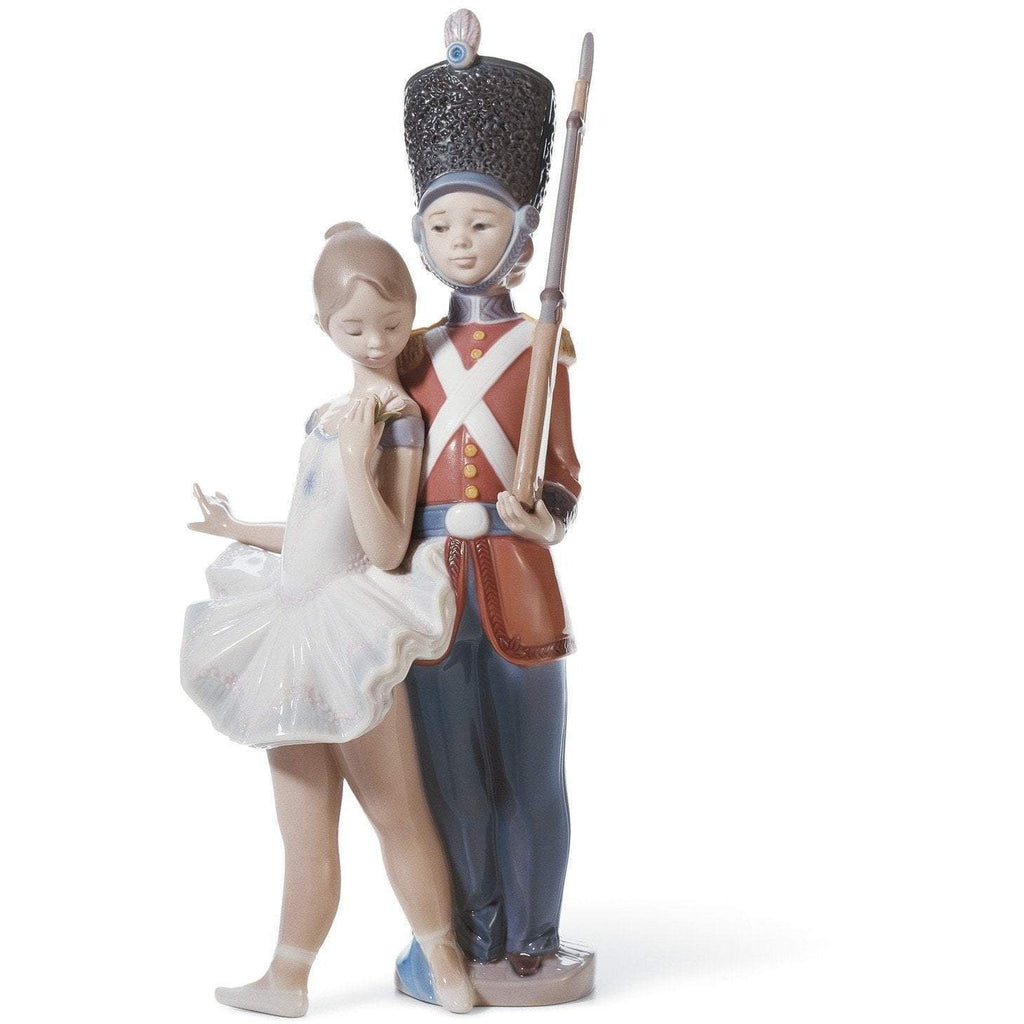 Lladro Little Tin Soldier Figurine 01008321