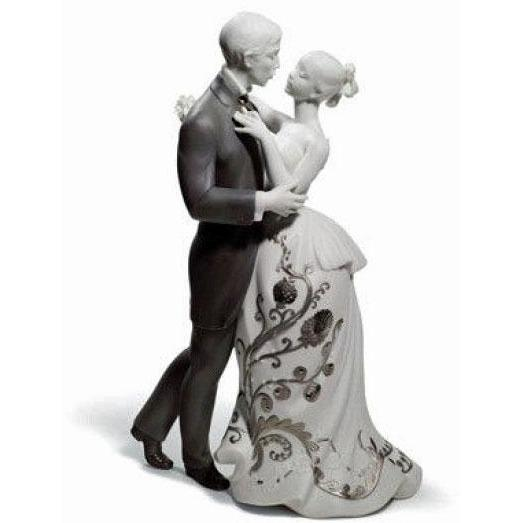 Lladro Lovers Waltz Re Deco Figurine 01007193