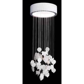Lladro Magic Forest Chandelier 0,60 Metres Usa 01017160