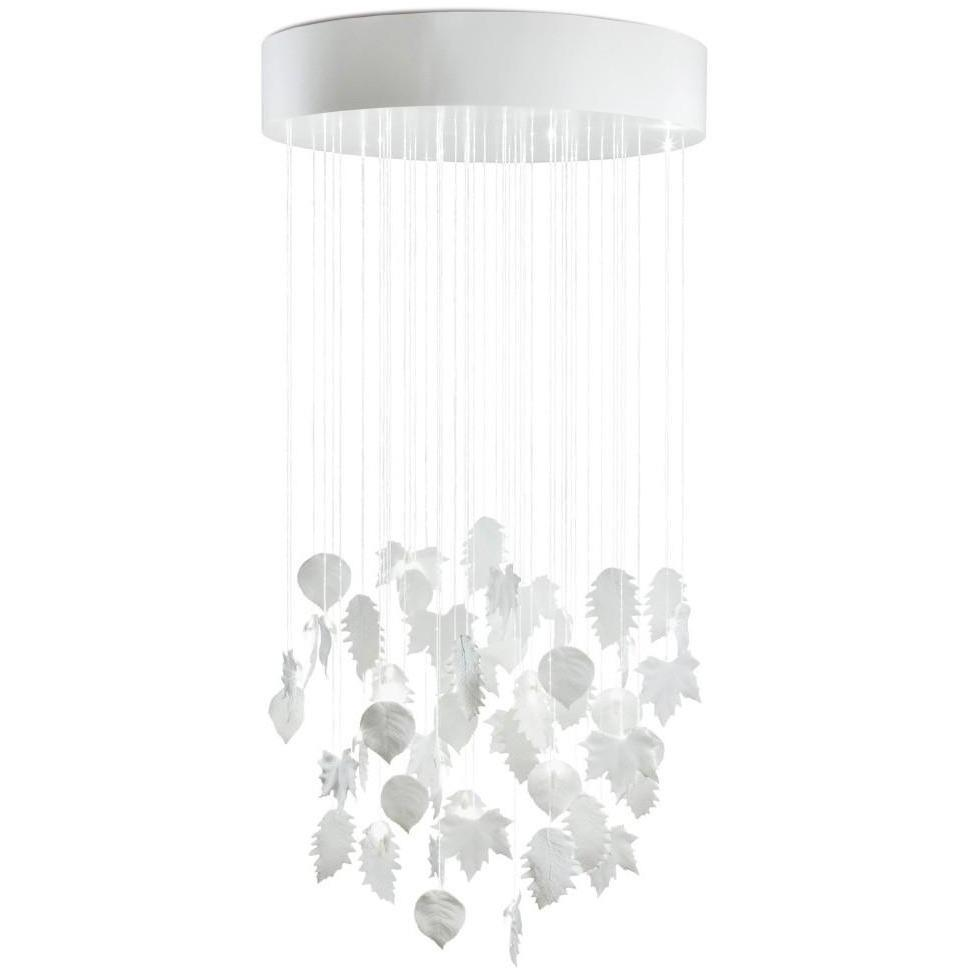 Lladro Magic Forest Chandelier White 01017222