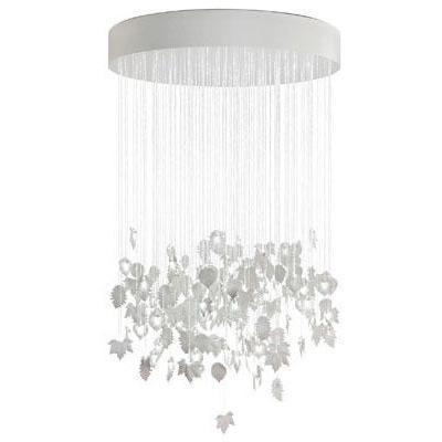 Lladro Magic Forest Chandelier White 01017262