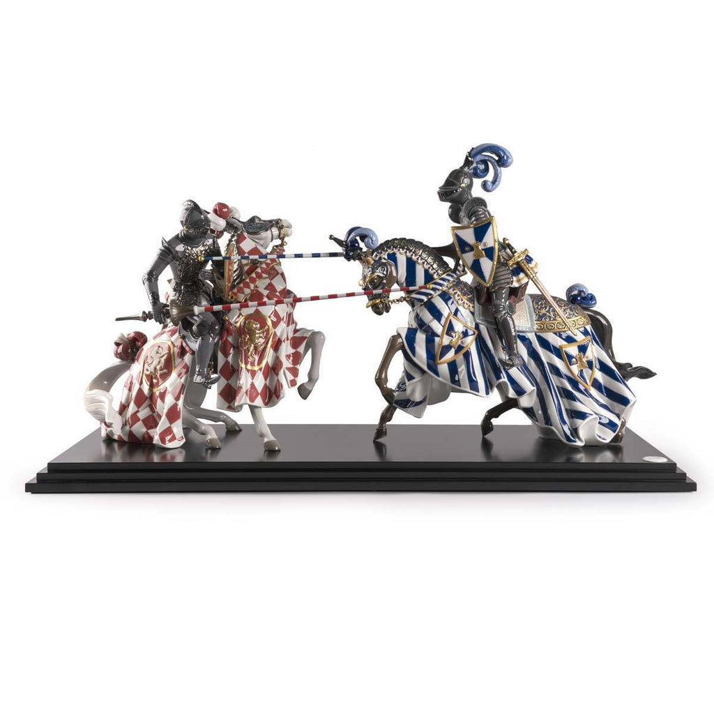 Lladro Medieval Tournament Figurine 01002018