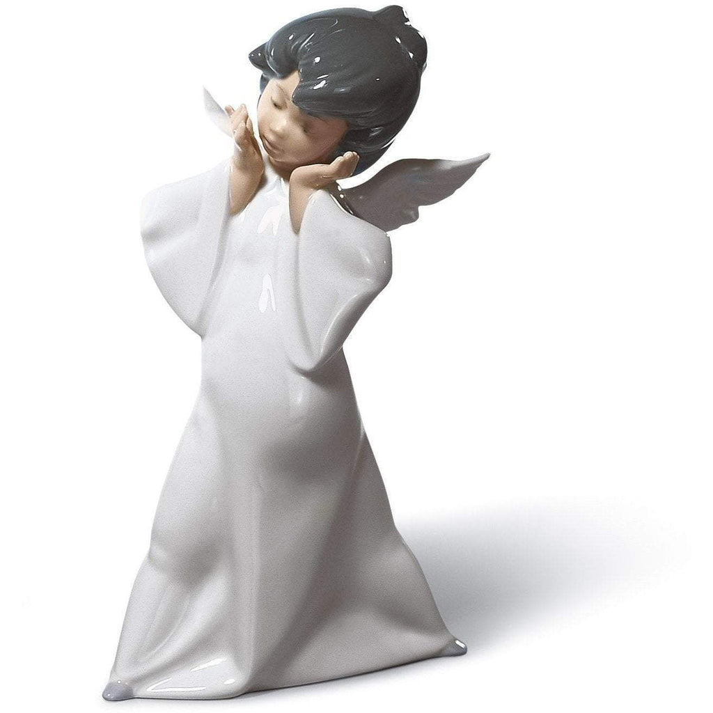 Lladro Mime Angel Figurine 01004959