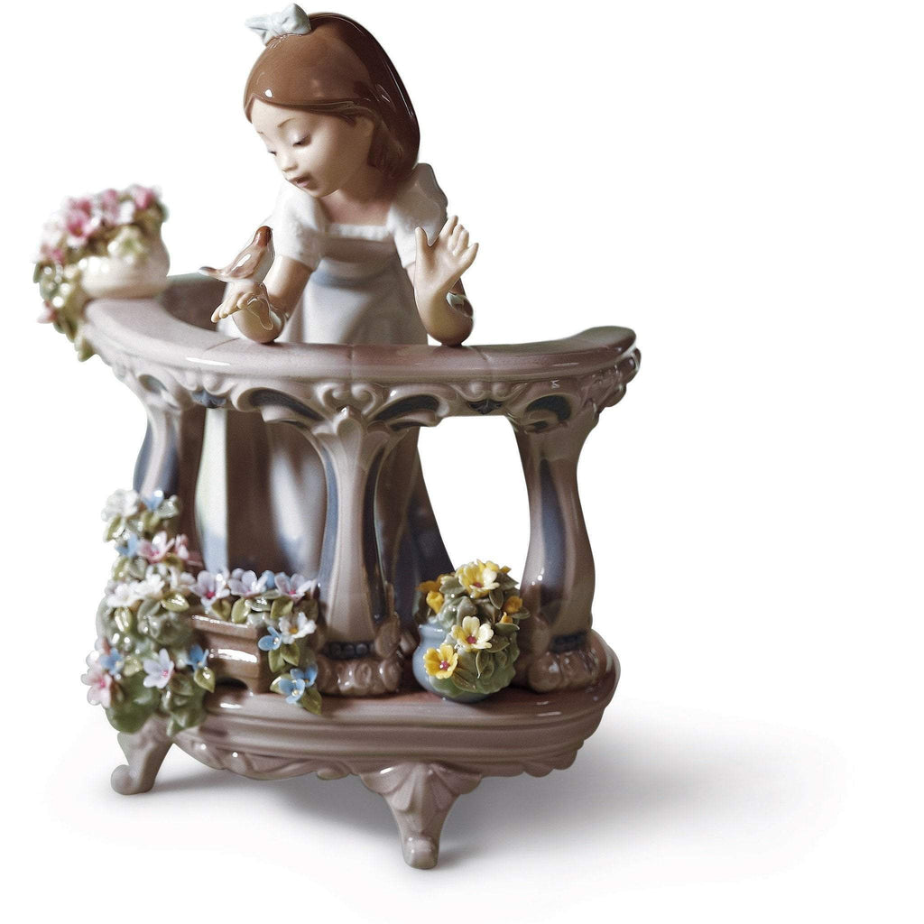 Lladro Morning Song Figurine 01006658
