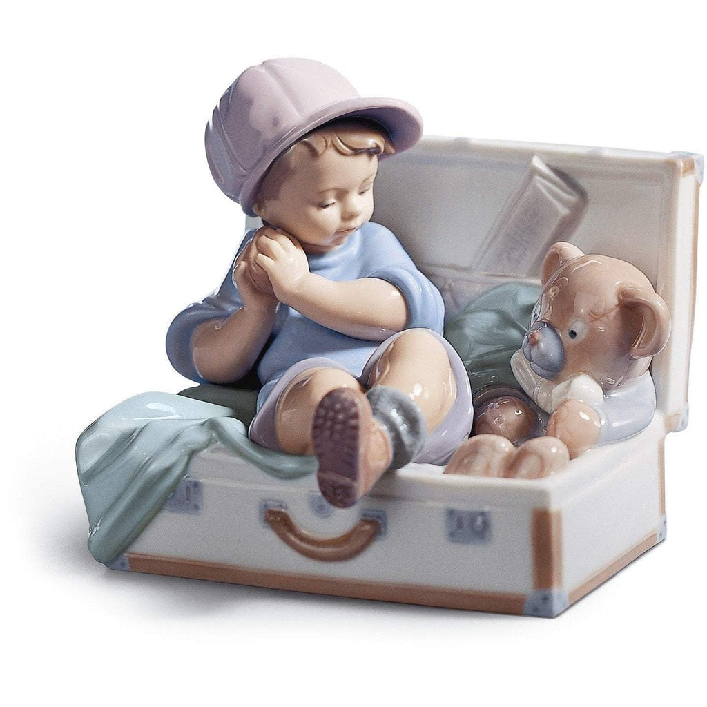 Lladro My Favourite Place Figurine 01006795