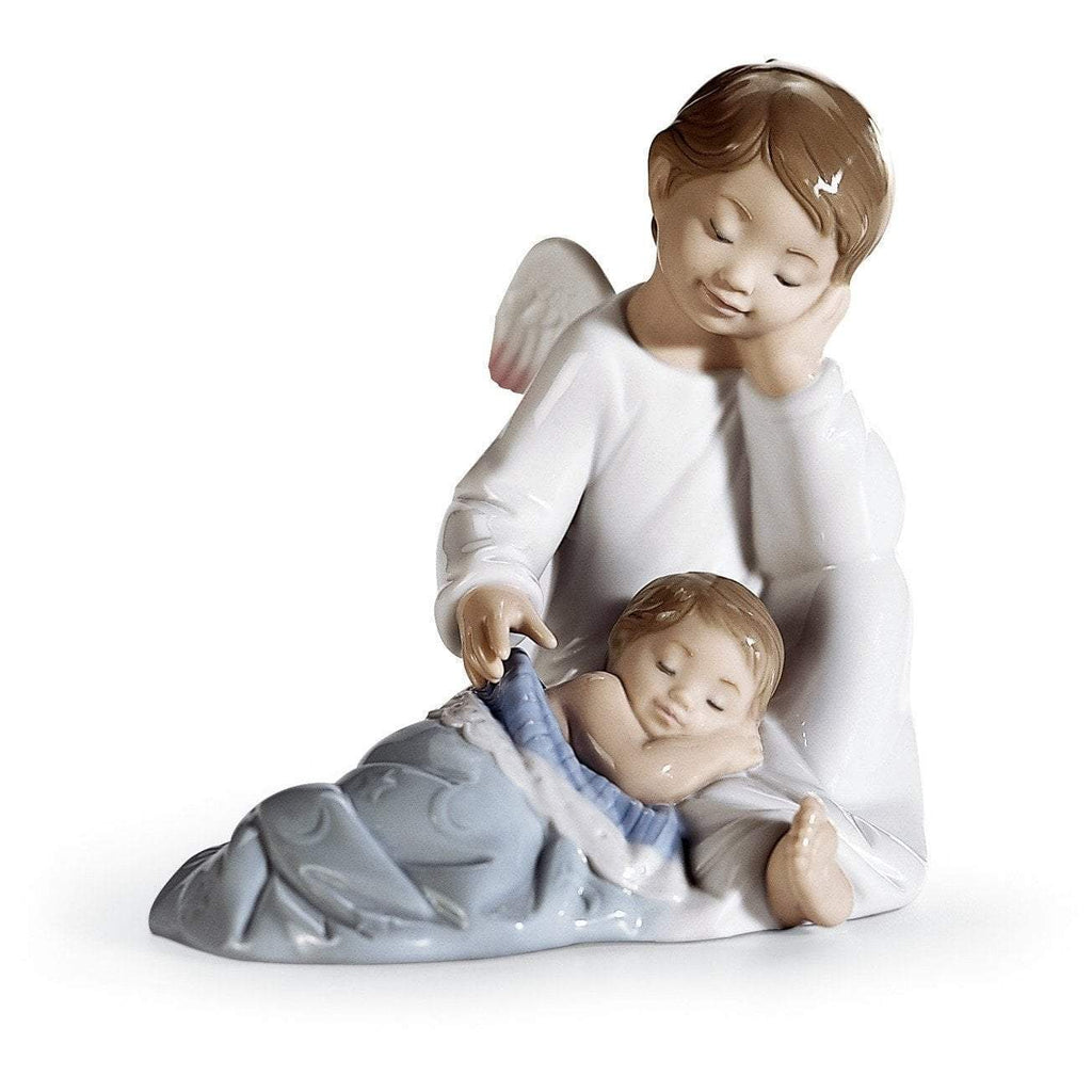 Lladro My Guardian Angel Figurine 01006961