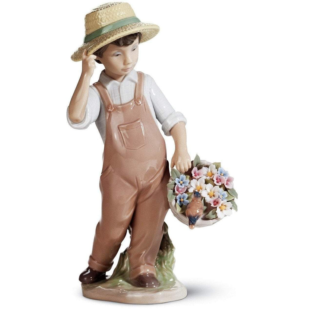 Lladro My Happy Friend Figurine 01006824
