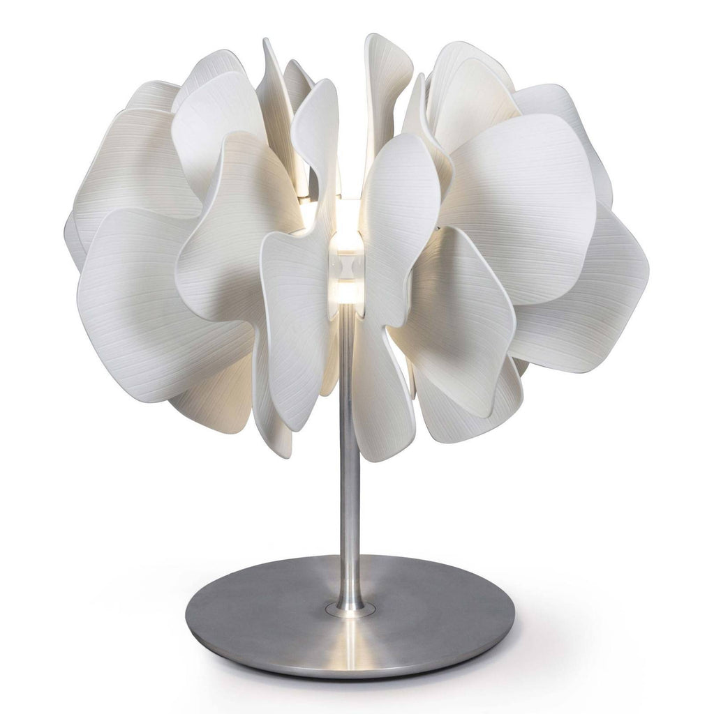 Lladro Nightbloom Table Lamp White 001023977