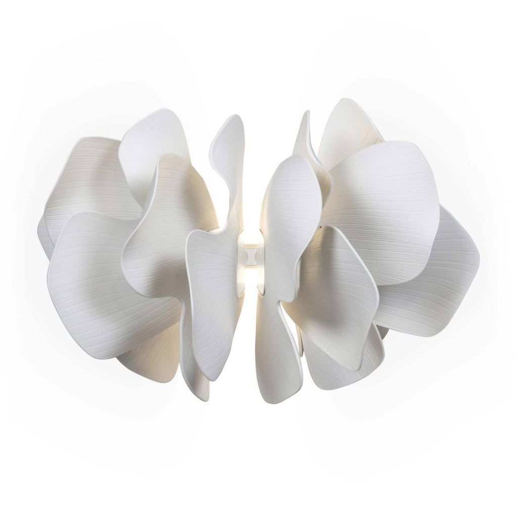 Lladro Nightbloom Wall Sconce White 01023973