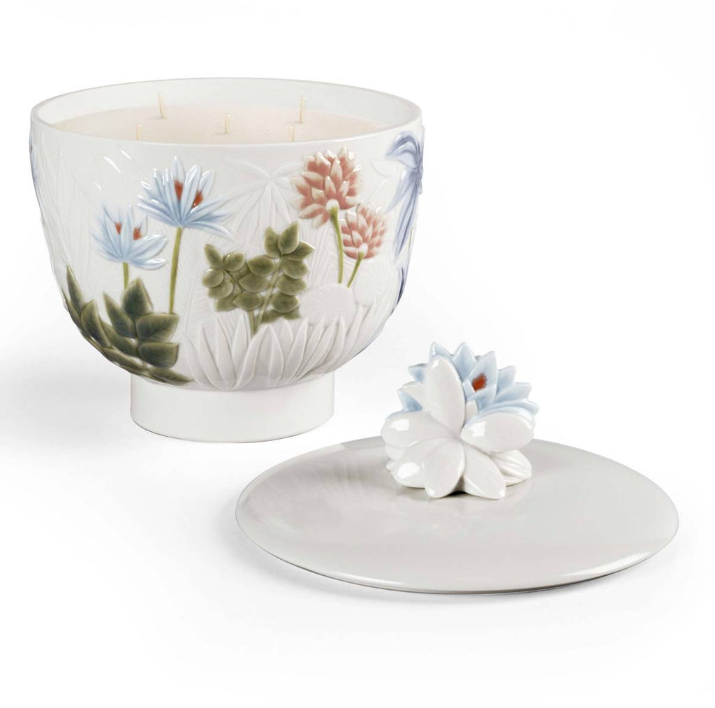 Lladro Paradise Candle Big 01040199