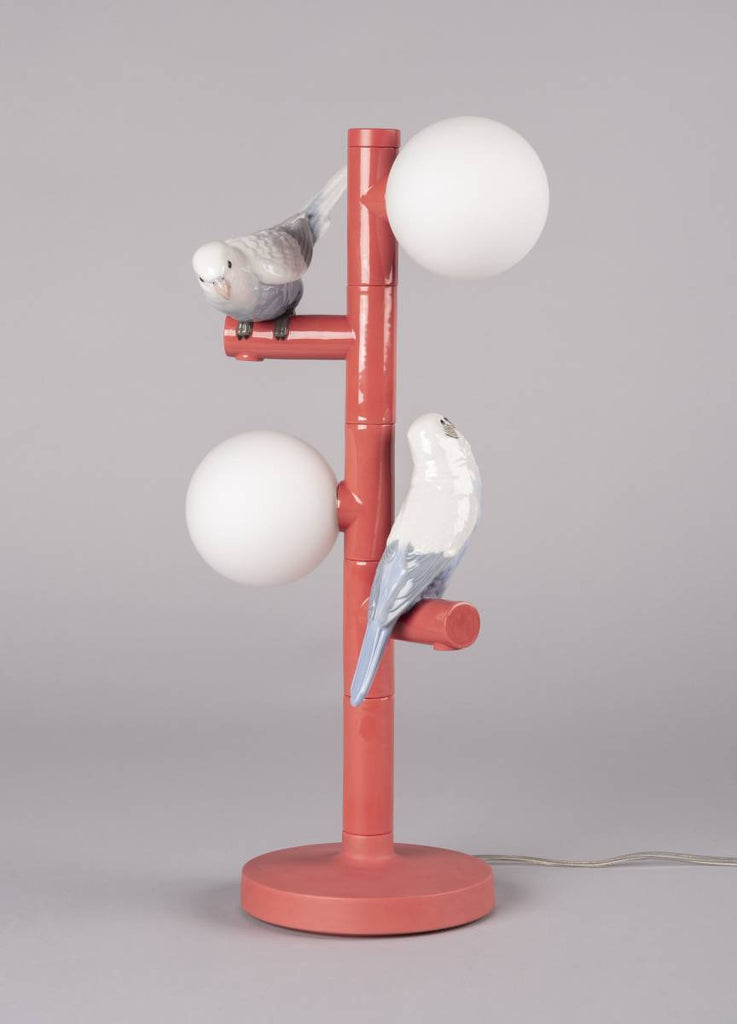 Lladro Parrot Table Lamp 01024055