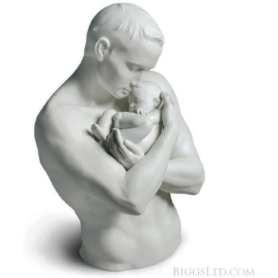 Lladro Paternal Protection Figurine 01009215