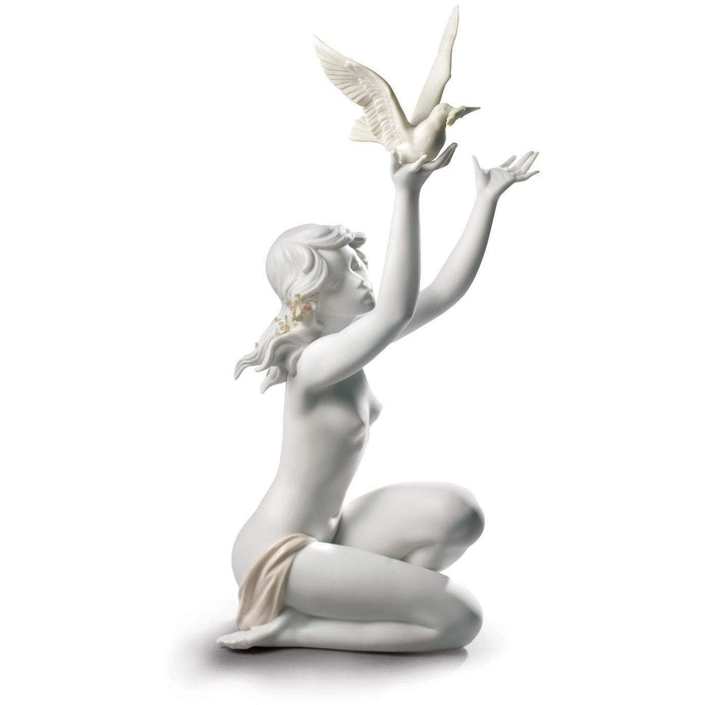 Lladro Peace Offering Figurine 01008799