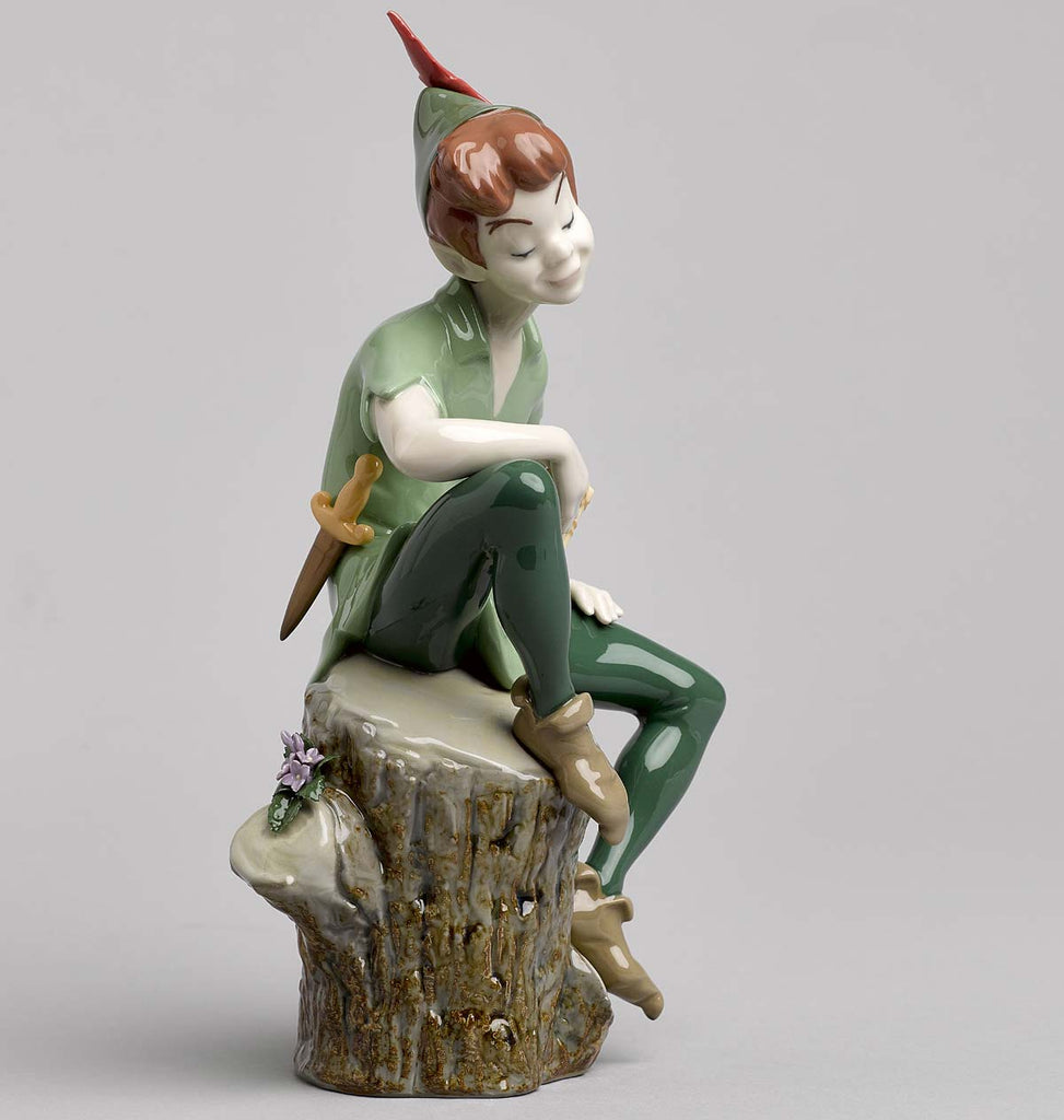 Lladro Peter Pan Figurine 01009328