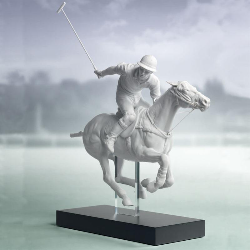 Lladro Polo Player Figurine 01008719