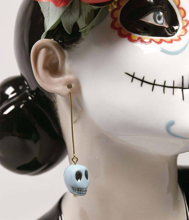 Lladro Beautiful Catrina Figurine 01009374