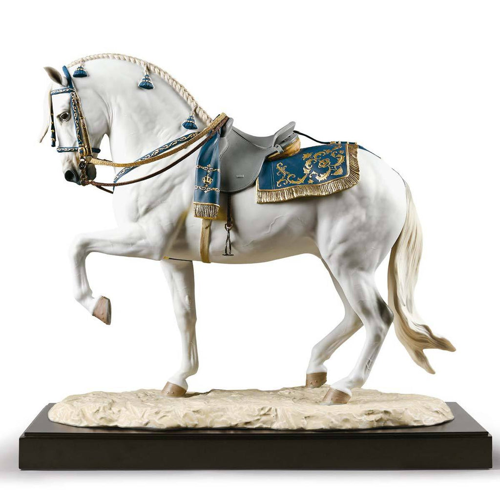 Lladro Spanish Pure Breed Figurine 01002007