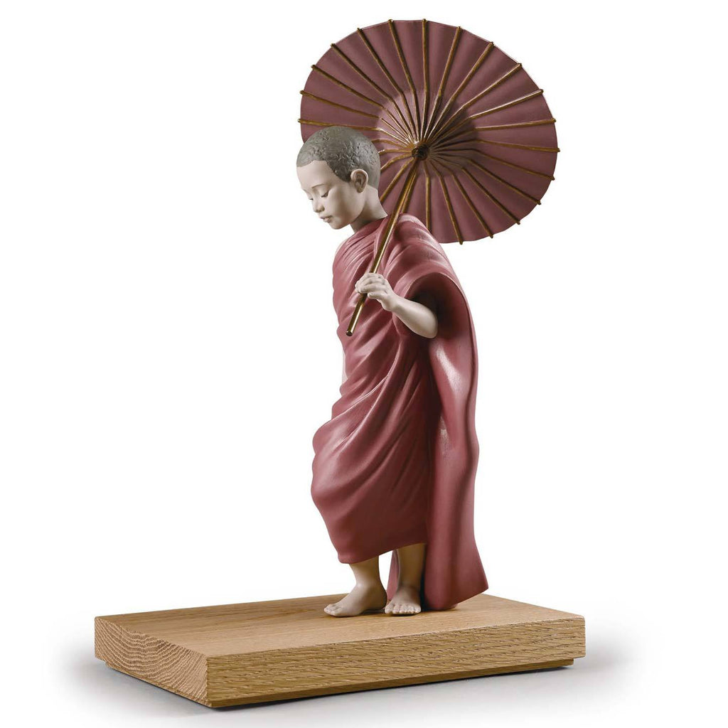 Lladro Sun Path Figurine 01012556