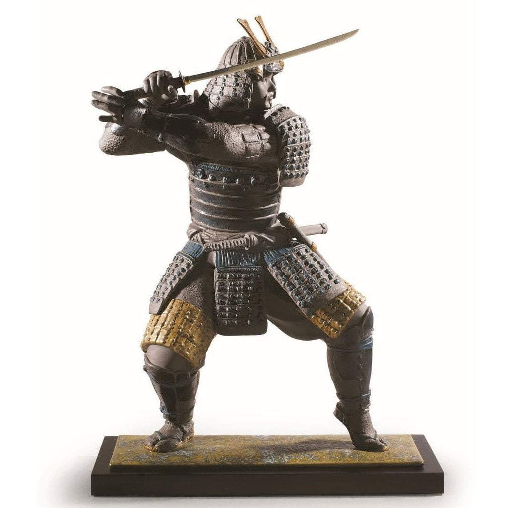 Lladro Samurai Warrior Figurine 01009230