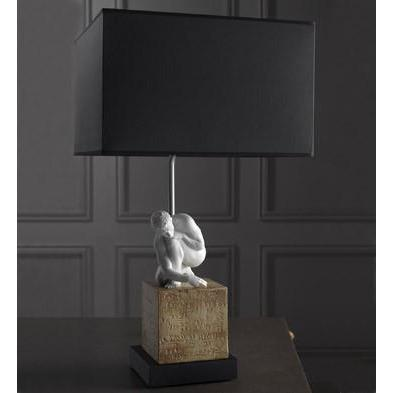 Lladro Scientia Lamp 01023058