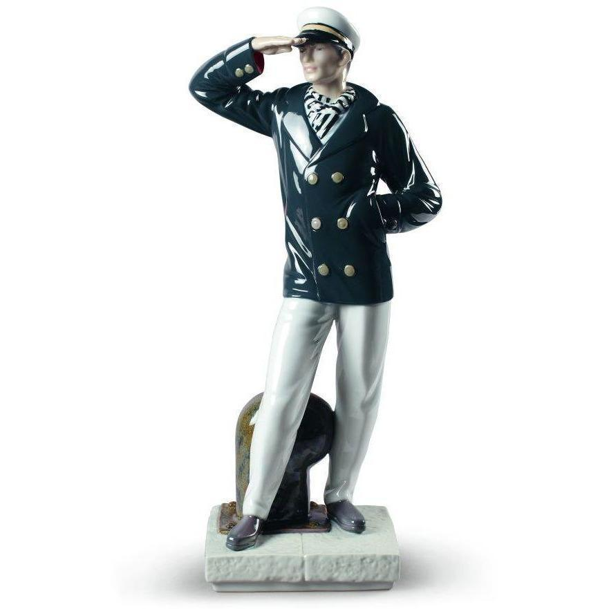Lladro Searching New Horizons Figurine 01009281